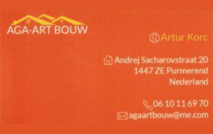 Aga-Art-Bouw
